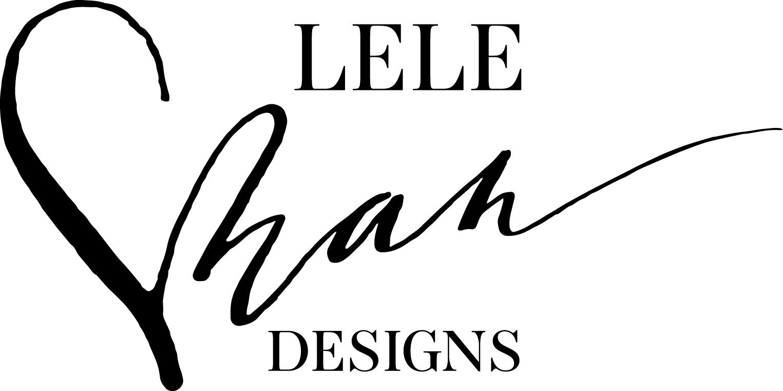 Stationery: Lele Chan Designs